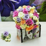 Buchet Colorful Marriage